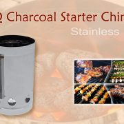 Stainless steel Charcoal chimney