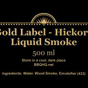 LABEL 500ml no address